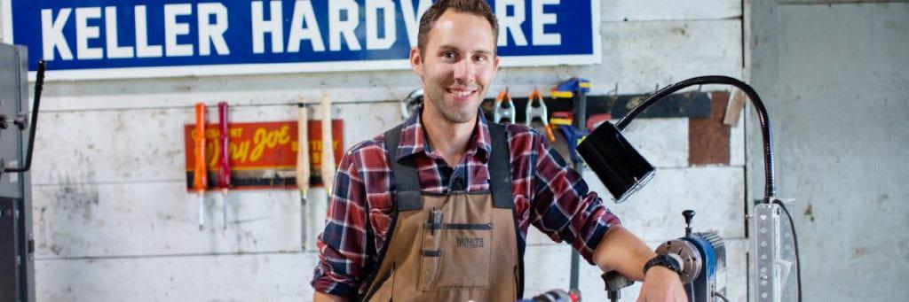Dan Keller from Good Made Better Woodworking